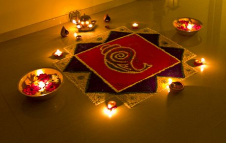 Diwali  Amavasya