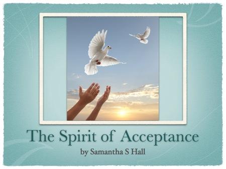 Acceptance spiritchat 001