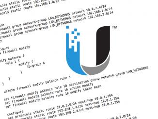 EdgeMax EdgeRouter Vyatta Routing Subnets Networking