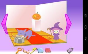 魔法と子猫の脱出ゲーム th16