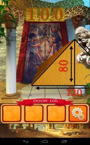 Th 脱出ゲーム 100 doors world of history 攻略 lv100 3