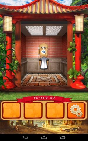 Th 脱出ゲーム 100 doors world of history 攻略 lv42 3