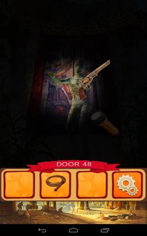 Th 脱出ゲーム 100 doors world of history 攻略 lv48 4