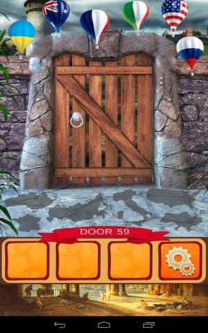 Th 脱出ゲーム 100 doors world of history 攻略 lv59 0
