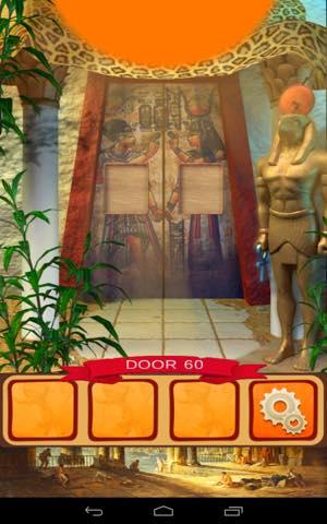 Th 脱出ゲーム 100 doors world of history 攻略 lv60 0