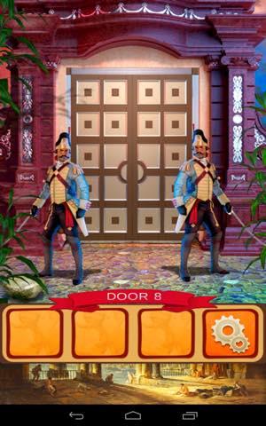 Th 脱出ゲーム 100 doors world of history 攻略 lv8 0