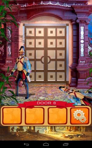 Th 脱出ゲーム 100 doors world of history 攻略 lv8 2