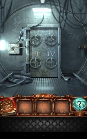Th 脱出ゲーム 100 Doors 4  攻略 lv13 1