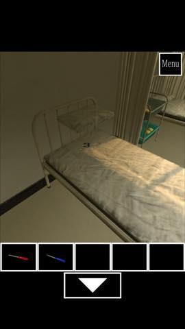 Th 脱出ゲーム  保健室からの脱出  攻略 1887