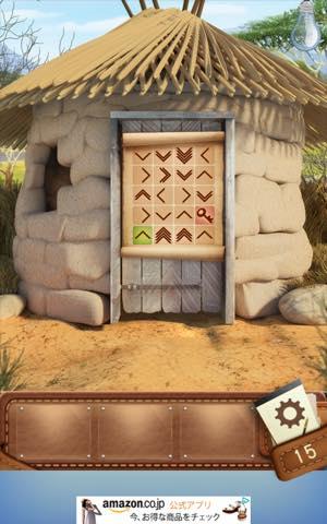 Th 脱出ゲーム Escape World Travel 攻略 lv15 0