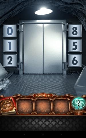 Th 脱出ゲーム 100 Doors 4    攻略 lv84 2