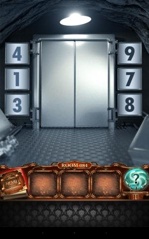 Th 脱出ゲーム 100 Doors 4    攻略 lv84 5