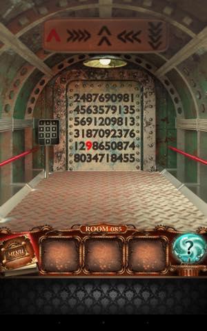 Th 脱出ゲーム 100 Doors 4    攻略 lv85 0