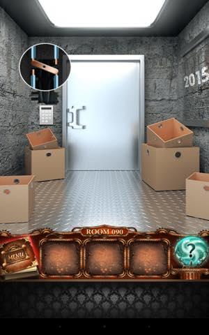 Th 脱出ゲーム 100 Doors 4 攻略 lv90 3