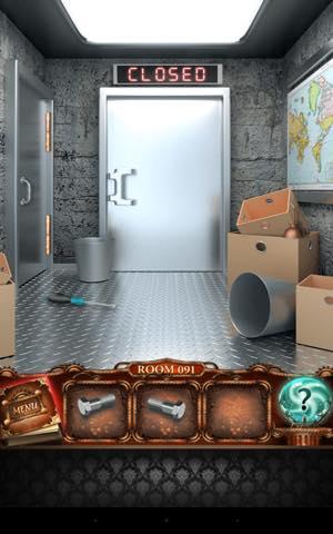 Th 脱出ゲーム 100 Doors 4 攻略 lv91 2