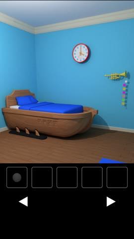 Th  脱出ゲーム 海賊が好きな子供の部屋から脱出 36
