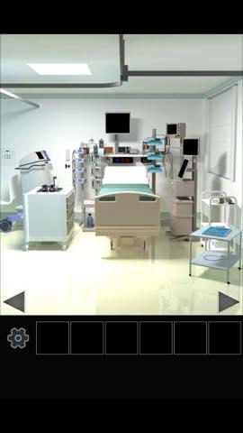 Th 集中治療室からの脱出  攻略 1