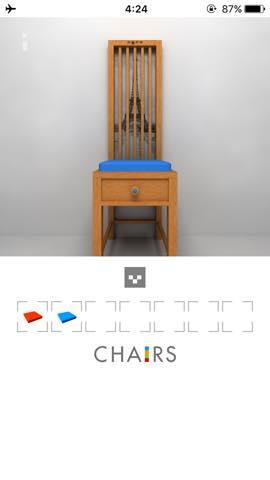 Th  脱出ゲーム 椅子 攻略 2949
