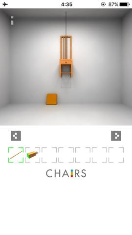 Th  脱出ゲーム 椅子 攻略 2973