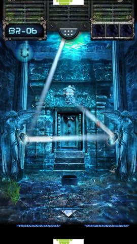Th 脱出ゲーム 海底神殿からの脱出 攻略 lv11 4