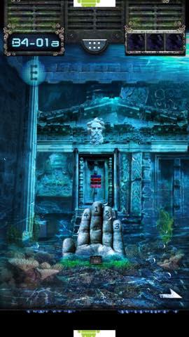 Th 脱出ゲーム 海底神殿からの脱出 攻略 lv18 0