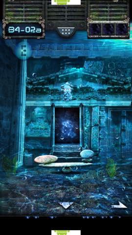 Th 脱出ゲーム 海底神殿からの脱出 攻略 lv19 9