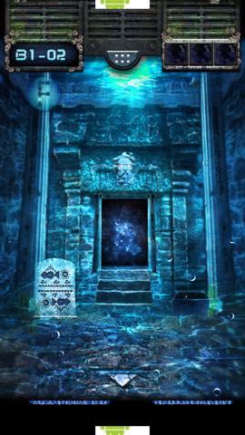 Th 脱出ゲーム 海底神殿からの脱出 攻略 lv2 4