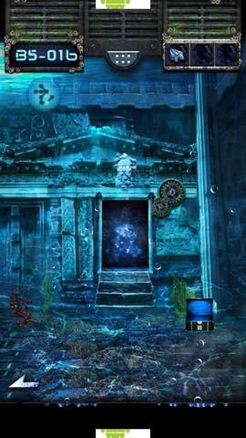 Th 脱出ゲーム 海底神殿からの脱出 攻略 lv21 5