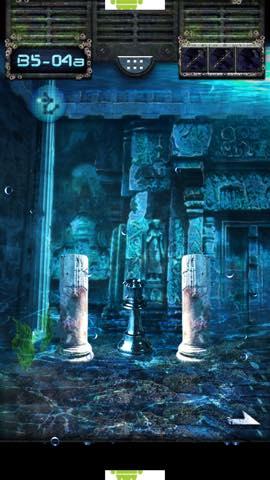 Th 脱出ゲーム 海底神殿からの脱出 攻略 lv24 3