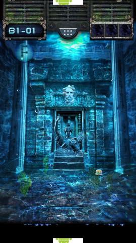 Th 脱出ゲーム 海底神殿からの脱出 攻略 lv25 3