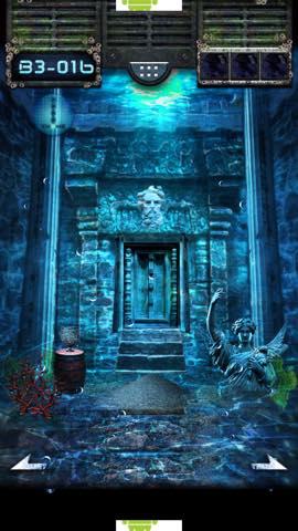 Th 脱出ゲーム 海底神殿からの脱出 攻略 lv25 6