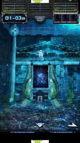 Th 脱出ゲーム 海底神殿からの脱出 攻略 lv3 5