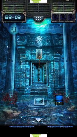 Th 脱出ゲーム 海底神殿からの脱出 攻略 lv7 4