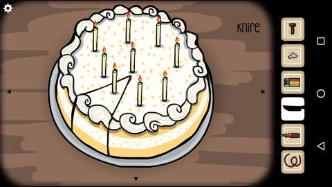 Th 脱出ゲーム Cube Escape: Birthday   攻略 34