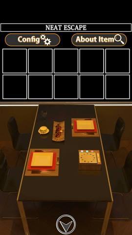 Th 脱出ゲーム夜景の見えるレストラン 攻略 2