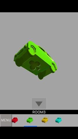 Th 脱出ゲーム ToyCar(トイカー) 攻略 1540