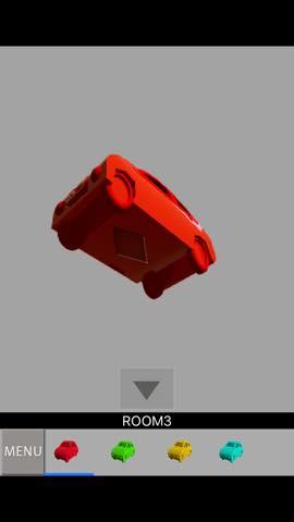 Th 脱出ゲーム ToyCar(トイカー) 攻略 1541
