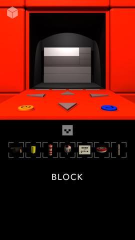 Th 脱出ゲーム ブロック   攻略 1648