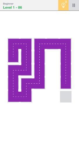 Th 頭が良くなる一筆書きパズル Fill 」 攻略 2180