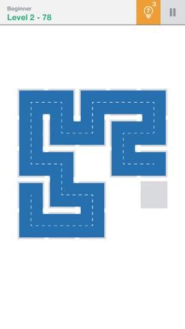 Th 頭が良くなる一筆書きパズル Fill 」 攻略 2272