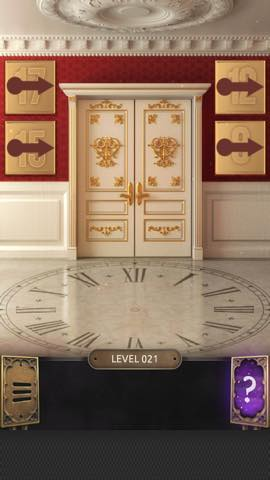Th 脱出ゲーム 100 Doors Challenge 攻略 lv21 0