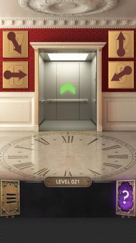 Th 脱出ゲーム 100 Doors Challenge 攻略 lv21 3