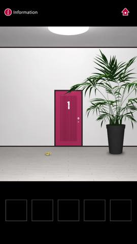 Th  脱出ゲーム  ゴルゴ13 DOOORS(Doors) 攻略 3051