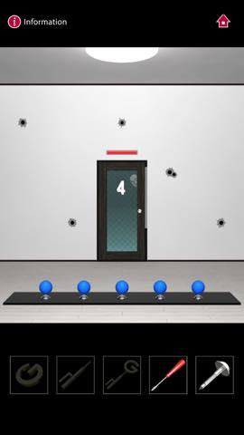 Th  脱出ゲーム  ゴルゴ13 DOOORS(Doors) 攻略 3066