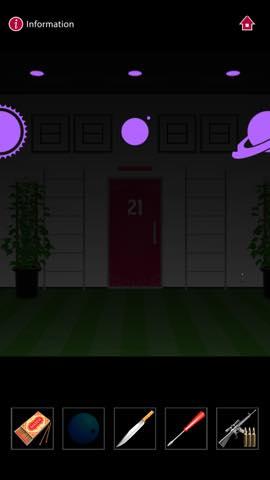 Th  脱出ゲーム  ゴルゴ13 DOOORS(Doors) 攻略 3165