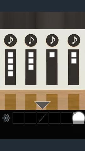Th  脱出ゲーム 学校の音楽室から脱出    攻略 2641