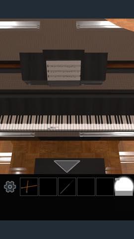 Th  脱出ゲーム 学校の音楽室から脱出    攻略 2669