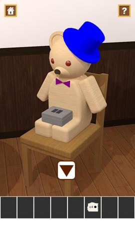 Th 脱出ゲームアプリ Wooden Toy  攻略 2352