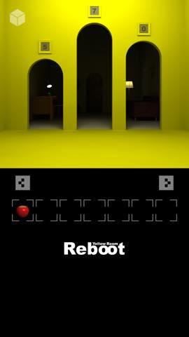 Th  脱出ゲーム 黄色い部屋リブート    攻略 2702
