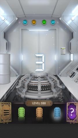 Th  脱出ゲーム  100 Doors Challenge 攻略 lv88 4